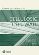 Characterization of the Cellulosic Cell Wall (0813804396) cover image