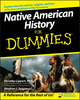 Native American History For Dummies (1118051696) cover image