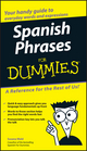 Spanish Phrases For Dummies (1118054296) cover image