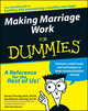 Making Marriage Work For Dummies (1118069196) cover image