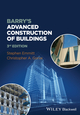 Barry's Advanced Construction of Buildings, 3rd Edition (1118255496) cover image