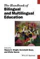 The Handbook of Bilingual and Multilingual Education (1118533496) cover image
