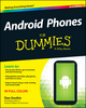 Android Phones For Dummies, 2nd Edition (1118720296) cover image