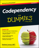 Codependency For Dummies, 2nd Edition (1118982096) cover image