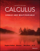 Calculus: Single and Multivariable, Enhanced eText, 7th Edition (1119320496) cover image