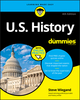 U.S. History For Dummies, 4th Edition (1119550696) cover image