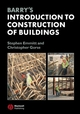 Barry's Introduction to Construction of Buildings (1405146796) cover image