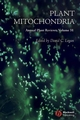 Annual Plant Reviews, Volume 31, Plant Mitochondria (1405149396) cover image
