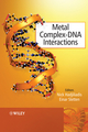 Metal Complex - DNA Interactions (1405176296) cover image