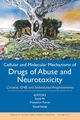 Cellular and Molecular Mechanisms of Drugs of Abuse and Neurotoxicity: Cocaine, GHB, and Substituted Amphetamines, Annual of The NY Academy of Science, Volume 1074
