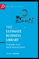 The Ultimate Business Library: The Greatest Books That Made Management, 3rd Edition (1841120596) cover image