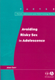 Avoiding Risky Sex in Adolescence (1854333496) cover image
