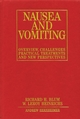 Nausea and Vomiting: New Perspectives and Practical Treatments (1861560796) cover image