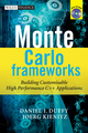 Monte Carlo Frameworks: Building Customisable High-performance C++ Applications (0470060697) cover image