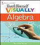 Teach Yourself VISUALLY Algebra (0470185597) cover image