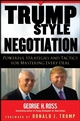 Trump-Style Negotiation: Powerful Strategies and Tactics for Mastering Every Deal (0470225297) cover image
