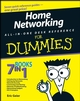 Home Networking All-in-One Desk Reference For Dummies (0470275197) cover image