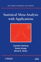 Statistical Meta-Analysis with Applications (0470290897) cover image