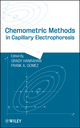 Chemometric Methods in Capillary Electrophoresis (0470393297) cover image