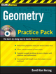 CliffsNotes Geometry Practice Pack (0470488697) cover image