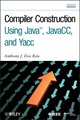 Compiler Construction Using Java, JavaCC, and Yacc (0470949597) cover image