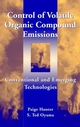 Control of Volatile Organic Compound Emissions: Conventional and Emerging Technologies (0471333697) cover image
