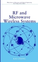 RF and Microwave Wireless Systems (0471351997) cover image