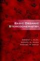 Basic Organic Stereochemistry (0471374997) cover image