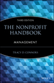 The Nonprofit Handbook: Management, 3rd Edition (0471397997) cover image