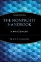The Nonprofit Handbook: Management, 3rd Edition