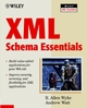 XML Schema Essentials  (0471412597) cover image