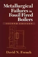 Metallurgical Failures in Fossil Fired Boilers, 2nd Edition (0471558397) cover image