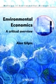 Environmental Economics: A Critical Overview  (0471985597) cover image