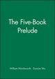 The Five-Book Prelude (0631205497) cover image