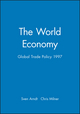 The World Economy, Global Trade Policy 1997 (0631207597) cover image