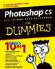 Photoshop CS All-in-One Desk Reference For Dummies (0764542397) cover image