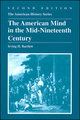 The American Mind in the Mid-Nineteenth Century, 2nd Edition (0882958097) cover image