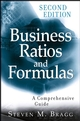 Business Ratios and Formulas: A Comprehensive Guide, 2nd Edition (1118044797) cover image