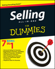 Selling All-in-One For Dummies (1118236297) cover image