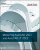 Mastering AutoCAD 2013 and AutoCAD LT 2013 (1118239997) cover image