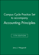 Campus Cycle Practice Set to accompany Accounting Principles, 11th Edition (1118342097) cover image