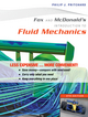 Fox and McDonald's Introduction to Fluid Mechanics, 8th Edition Binder Ready Version (1118355997) cover image