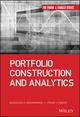 Portfolio Construction and Analytics  (1118445597) cover image