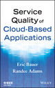 Service Quality of Cloud-Based Applications (1118763297) cover image