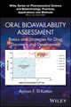 Oral Bioavailability Assessment: Basics and Strategies for Drug Discovery and Development (1118916697) cover image