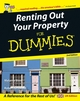 Renting Out Your Property For Dummies, 2nd UK Edition (1119996597) cover image