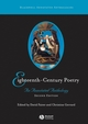 Eighteenth-Century Poetry: An Annotated Anthology, 2nd Edition (1405113197) cover image