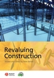 Revaluing Construction (1405159197) cover image