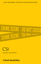 CSI  (1405186097) cover image