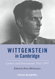 Wittgenstein in Cambridge: Letters and Documents 1911 - 1951, 4th Edition (1444350897) cover image